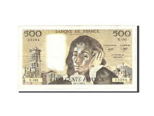 Billets, France, 500 Francs, 1983, 1983-01-06, KM:156e, TB+ #115346
