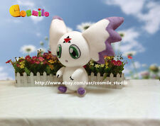 Culumon Digimon Tamers Digital Monster Digi Gnome Cosplay Plush Doll Toy Sa