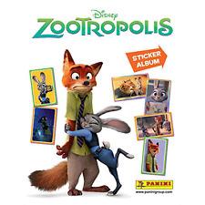 Panini Disney Zootropolis Zootopia Sticker starter pack (Album + 31 stickers)