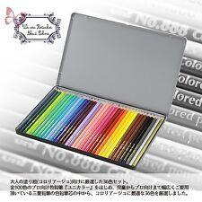 Mitsubishi Pencil Uni Oil Based Pencils 36 Colors Set No.888 Manga Anime Japan