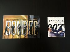 James Bond 50 Celebrating 5 Decades of Bond 23 DVD w/SKYFALL Collector Book NEW