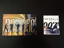 James Bond 50 Celebrating 5 Decades of Bond 23 DVD w/SKYFALL Collector Book NEW