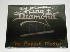 KING DIAMOND  Puppet Master  2LP gatefold New Sealed Vinyl LP