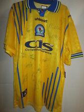 Blackburn Rovers 1998-1999 Squad Signed Home Football Shirt with COA /14989