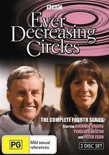 Ever Decreasing Circles : Season 4 (DVD, 2009, 2-Disc Set) - Region 4