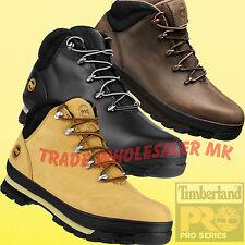 Timberland Pro Slpitrock Work Safety Boots Hiker, Honey (Wheat),   Black, Gaucho