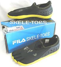FILA SKELE-TOES Men's 13 All Terrain Minimalist Barefoot Shoes Trail Water