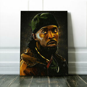 Omar Little Poster - The Wire