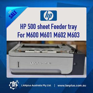 HP 500 sheet Feeder tray 4 LaserJet M600 M601 M602 M603  CE998A 90 days warranty