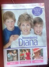 Princess Diana Remembering Diana 20th Anniversary Magazine HTF!