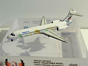 PHOENIX 400 - BANGKOK AIRWAYS B717-200 1:400 HS-PGR