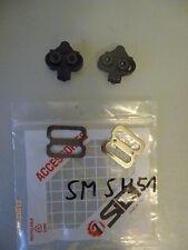 Nueva Calas Tipo SM-SH51 Para Pedal Click con Accesorios, 1 Par