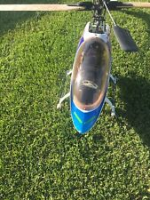 Thunder Tiger Raptor TITAN50 Nitro RC Helicopter