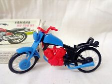 GCCG Model Motorbike Yamaha XV750 SE with Box (handlebar damaged) Made in Italy
