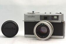 @ Ship in 24 Hrs! @ Minolta Hi-Matic 7 Film Rangefinder Camera Rokkor 45mm f1.8