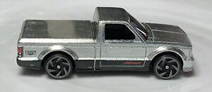 Hot Wheels Turbo '91 GMC Syclone 1/64 Diecast Loose Pickup Truck Zamac 2021