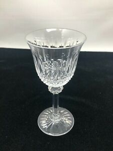 "Saint Louis (St Louis) France Crystal Tommy Claret Wine Glass 5 7/8"""