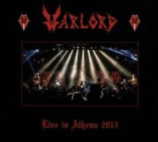 WARLORD - Live In Athens 2013 - 2CD - 167405