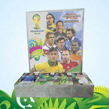 Panini Adrenalyn Brazil 2014 Trading Card set + Free Collectable Binder