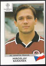 PANINI CALCIO ADESIVO-UEFA CHAMPIONS LEAGUE 1999-00 - N. 253-Sparta Praha