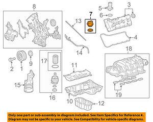 TOYOTA OEM-Engine Oil Filler Cap 121800P021