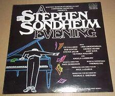 A STEPHEN SONDHEIM EVENING - RCA CBL2-4745 SEALED