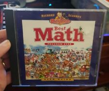 Busytown Best Math Program Ever -   PC GAME - FREE POST *