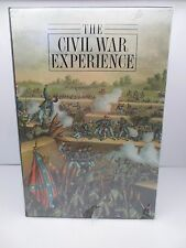 THE CIVIL WAR EXPERIENCE Hard Cover 4 Book Box Set 2003