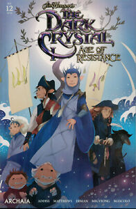 The Dark Crystal: Age of Resistance Nr. 12 (2020), Neuware, new