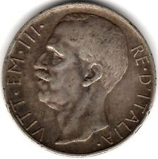 1927 Italy Silver 10 Lire | Pennies2Pounds