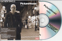 PICTURE HOUSE Hello 2014 UK 1-trk promo test CD