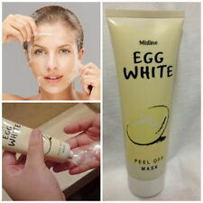 MISTINE EGG WHITE PORE LESS PEEL OFF FACIAL MASK ANIT-BLACKHEAD 85g