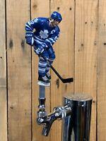 TORONTO MAPLE LEAFS Tap Handle For Beer Keg NHL Hockey Doug Gilmour