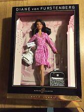 NRFB rare Barbie  Diane Von Furstenburg,  gold label