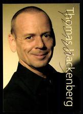 Thomas Hackenberg Autogrammkarte Original Signiert ## BC 33984