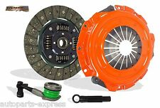 CLUTCH KIT STAGE 1 BAHNHOF WITH SLAVE FOR 99-02 VALERO CAVALIER SUNFIRE GRAND AM