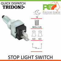 New * TRIDON * Stop Brake Light Switch TBS For Toyota Coaster All Petrol
