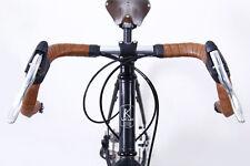 NEW LKLM BROOKS Leather Bend Butterfly Bar Tape Bike Handlebar Comfort Bar Tape