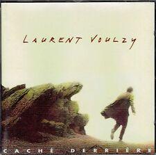 CD - LAURENT VOULZY - Caché Derrière