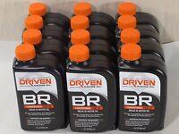 Driven Racing Oil 00106 BR 15W-50 Break-In Motor Oil 12 Quarts