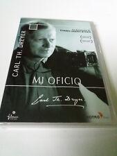 """DVD """"CARL THEODOR DREYER MI OFICIO"""" DOCUMENTAL TORBEN SKJODT JENSEN"""