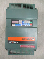 Reliance Electric 2GU41010 VS GP-2000 AC Drive 11.3KVA 10HP 460VAC I/M D2-3166