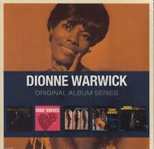 Dionne Warwick / Presenting ..., Anyone Who Had A Heart, The Windows (5 CDs,NEU)