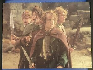 Lord of the Rings offical jigsaw puzzles x 3
