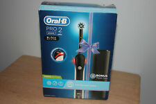 Details about  Braun Oral-B PRO 2 2500N Electric Rechargeable Power Toothbrush