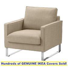 IKEA MELLBY Armchair Chair cover Slipcover ISUNDA BEIGE New! SEALED!