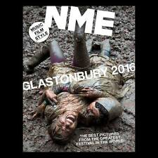 GLASTONBURY 2016 SPECIAL ISSUE - UK NME MAGAZINE JULY 2016 - NEW