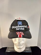GM Goodwrench service #29 Kevin Harvick NASCAR baseball hat/cap very rare