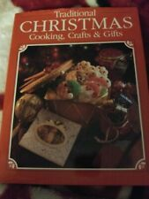 Traditional Christmas Cooking,  Crafts And Gifts 1994 Hardback Book