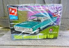 AMT ERTL 1966 MERCURY PARKLANE HARD TOP 1:25TH SCALE PLASTIC MODEL KIT 2 n 1